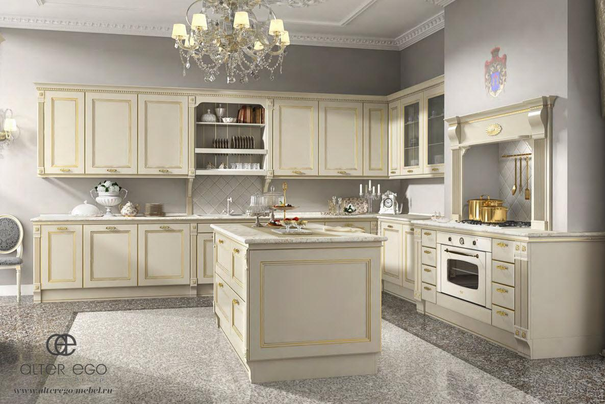 melody cucine Кухни из массива дерева фабрики melody cucine - Cucine Melody