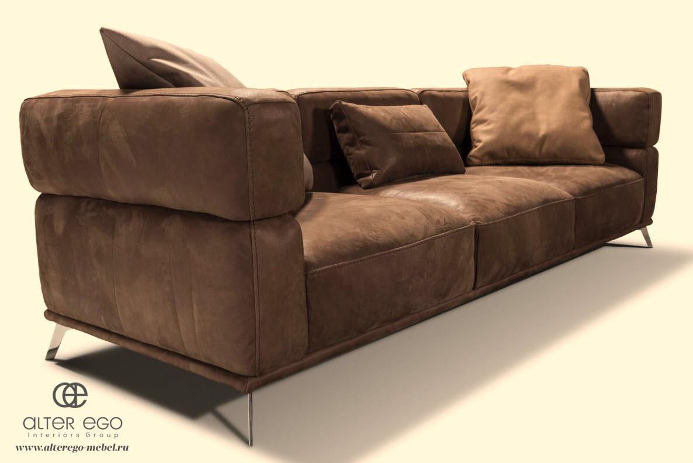 Диван PUZZLE фабрики мебели Seduta D\'Arte | Alter Ego Interiors Group